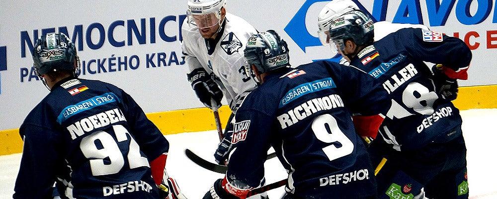 2. Testspiel: Eisbären schlagen Vladivostok 3:2