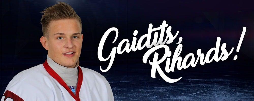 Eisbären verpflichten lettischen Nationalspieler Rihards Bukarts
