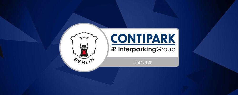 Contipark bis 2024 Partner der Eisbären Berlin