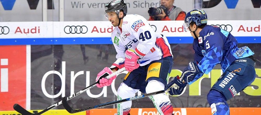 Vierter Sieg in Serie: 4:2 in Ingolstadt