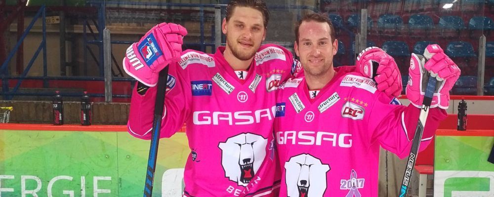 Morgen: Pink in the Rink 2017!