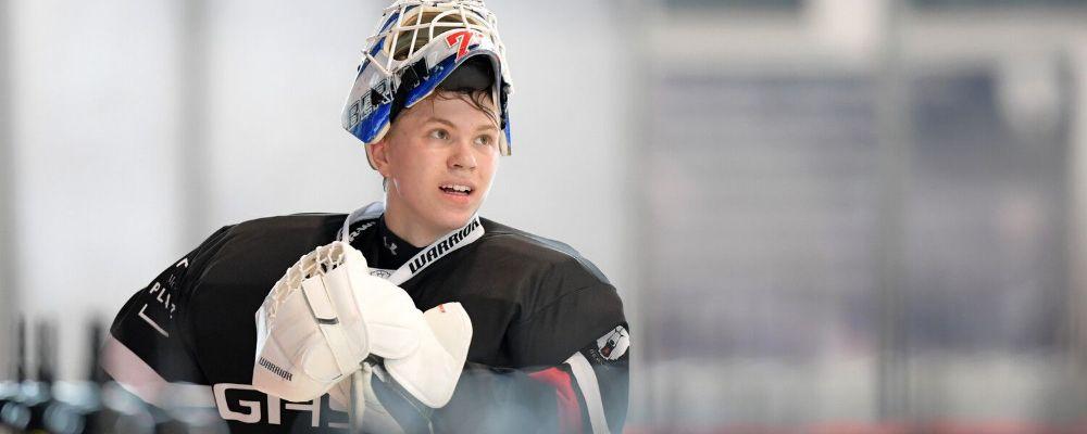 Tobias Ancicka: Zeit für Profieishockey