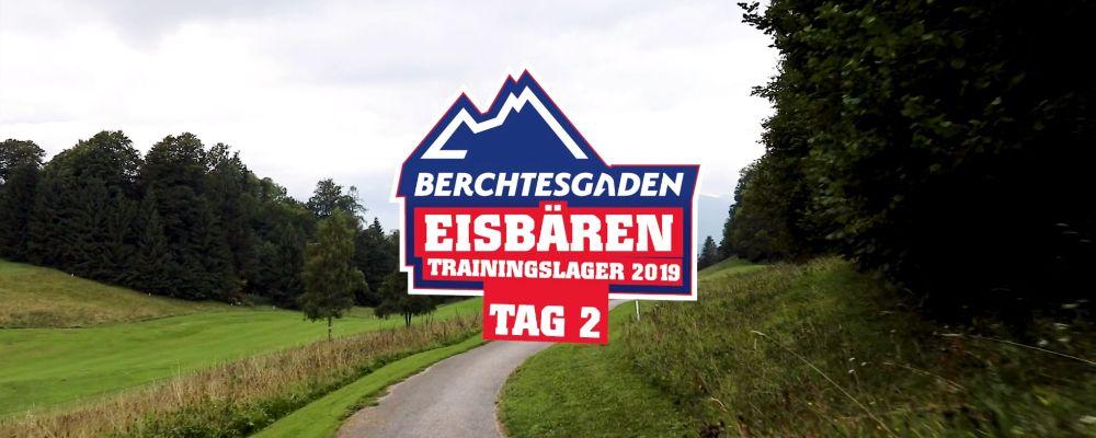Eisbären-Trainingslager in Berchtesgaden II