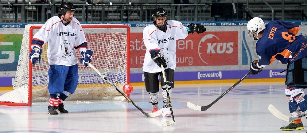 GASAG-Fanhockey auf Teamsuche