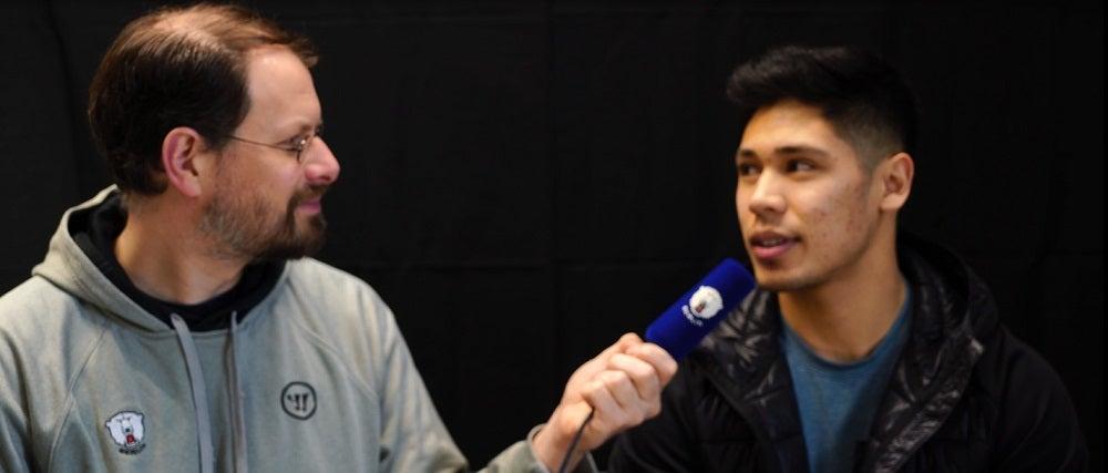 Austin Ortega im Interview