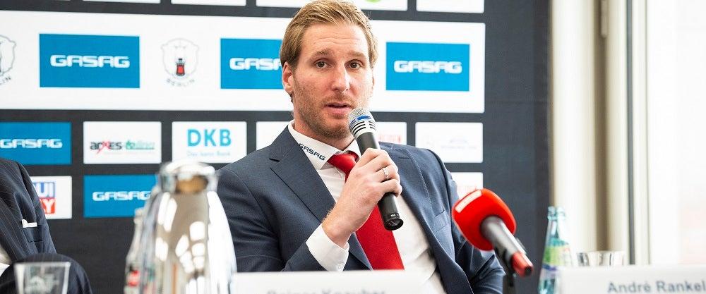 Mit Kapitän André Rankel zum Heimspielauftakt