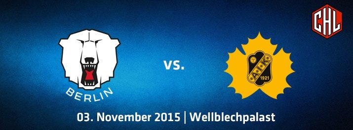 CHL: Ticketinfos für das Achtelfinale gegen Skelleftea AIK aus Schweden