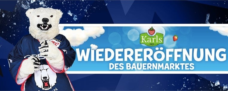Frische Erdbeeren für Berlin
